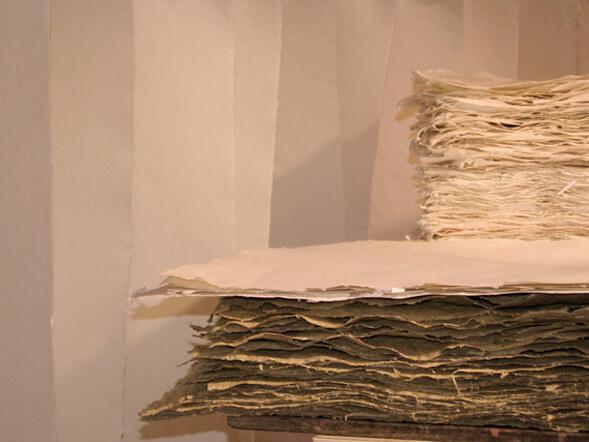 Fabriquez votre propre feuille de papier