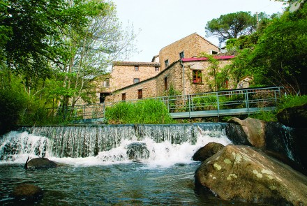 Journée du Patrimoine de Pays et des Moulins, à la découverte des anciens moulins de la Dure GRATUIT