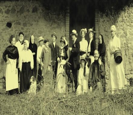 Théâtre déambulatoire : La fabuleuse histoire de Bérenger Saunière