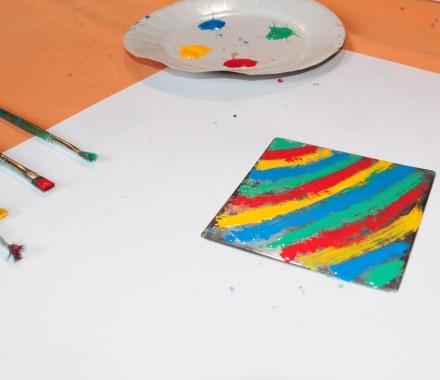 Journée artistique : Visitez, Fabriquez, Imprimez