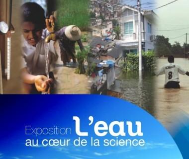 """du 1er au 31 mai 2016 Exposition \\\"""" L\\\'eau au coeur de la science\\\"""""""