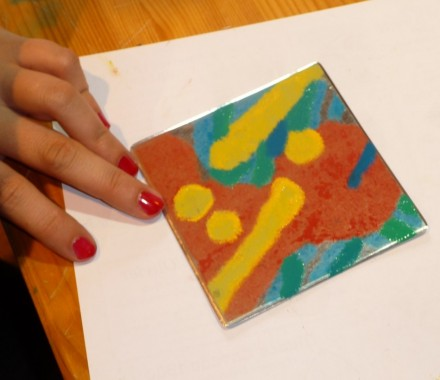 ATELIER ENFANT : Impression Traces